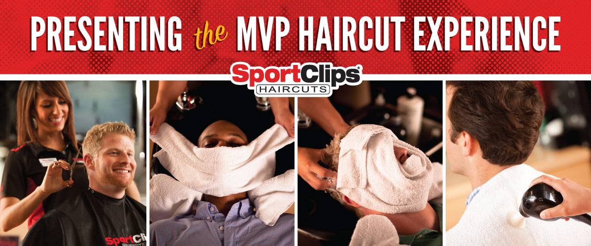 The Sport Clips Haircuts of Southwind MVP Haircut Experience